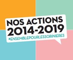 Bilan 2014-2019 : 5 ans d'action